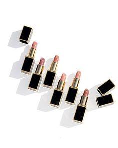 Tom Ford Lip Color New Shades: Bad Lieutenant, Sugar Glider, Autoerotique, Spiced Honey, Open Kimono and Devore | The Beauty Lookbook | Bloglovin'