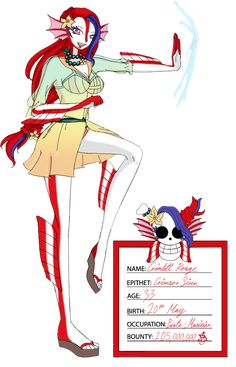 Crimlett Rouge NEW by Chaoussu on DeviantArt Jotaro Kujo, Cyberpunk Art, Dnd Characters, Cartoon Art, Deviantart, Monsters, Lisa, Anime, Death