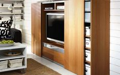 1000 images about muebles para tv on pinterest living - Mueble televisor ikea ...
