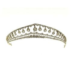 Belle Epoque Tiaras ❤ liked on Polyvore featuring crowns and epoque