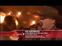 "The Voice: Live Semi-final Performances: Jake Worthington -- Jake Worthington pays tribute to Waylon Jennings with the classic ""Good Ol' Boys."" -- http://www.tvweb.com/shows/the-voice/season-6/live-semi-final-performances-4--jake-worthington"