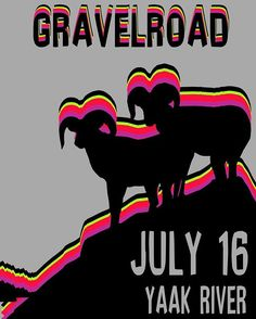 GravelRoad heading east for a few shows. See you at the Yaak River Music Festival in Yaak Montana on July 16. @grblues #seattlemusic #montana #bigskycountry #blues #rockandroll #rockymountainhigh #yaakrivertavern #yaakrivertavernandmercantile #yaakrivermusicfest #gravelroad #knickknackrecords #livemusic