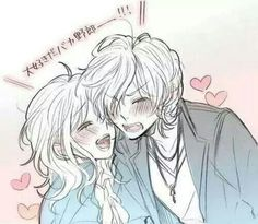 Diabolik lovers Subaru and Yui