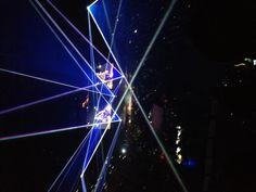 Jay Z & Kanye at men arena 2012