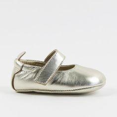 Old Soles Gold Gabrielle Shoe – mini mioche