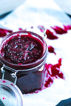 BEETROOT relish - georgeats