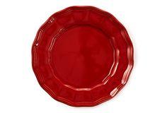 S/4 Dinner Plates, Paprika on OneKingsLane.com