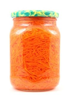 eingemachter Karottensalat