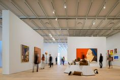 Whitney Museum of American Art - Featured on RueBaRue.