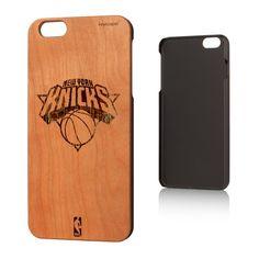 New York Knicks Cherry Wood iPhone 6/6S Plus Case