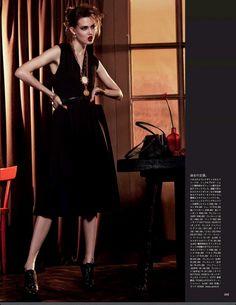 #LindseyWixson by #GiampaoloSgura for #VogueJapan September 2013