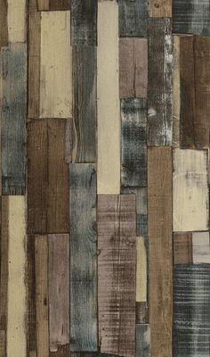 446760 Luxusní vliesová tapeta na zeď Factory 2 stará prkna, velikost 10,05 m x 53 cm
