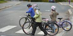 Opettajille | Liikenneturva Bicycle, Youtube, Autumn, Bike, Bicycle Kick, Fall Season, Bicycles, Fall, Youtubers