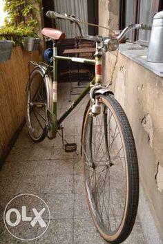 Vineta olasz férfi városi kerékpár Budapest - kép 1