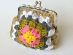 not your granny's square....
