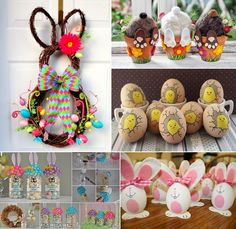 15 Lovely and Unique Easter Crafts for You to Try - http://www.amazinginteriordesign.com/15-lovely-and-unique-easter-crafts-for-you-to-try/