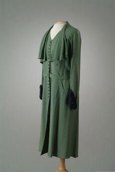 Dress Peggy Hoyt 1939 Meadow Brook Hall