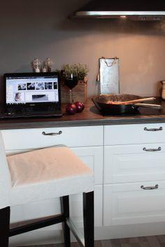 Trivelig kjøkken http://www.victoriashjem.com/