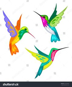 Find Stylized Hummingbirds stock images in HD and millions of other royalty-free stock photos, illustrations and vectors in the Shutterstock collection. Hummingbird Painting, Hummingbird Tattoo, Stencil Painting, Fabric Painting, Bird Drawings, Easy Drawings, Free Vector Art, Art Sketchbook, String Art