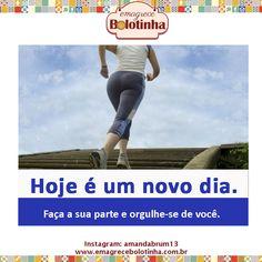 Quer mais dicas e motivação para a dieta? Acesse www.emagrecebolotinha.com.br