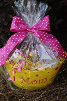 Mom Gift Basket
