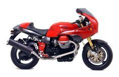 moto guzzi v11 lemans rosso corsa