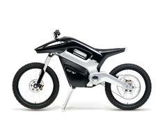Intelligent Energy ENV Motorbike