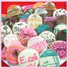 microbiology cookies - Google Search