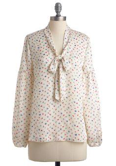 Vintage Inspired Shirts- ModCloth
