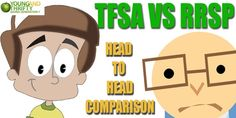 The ultimate guide to deciding when you should use a TFSA and when an RRSP makes more sense.