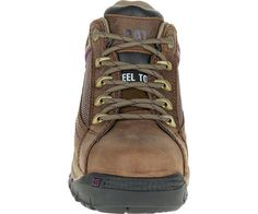 Women Steel Toe Shoes