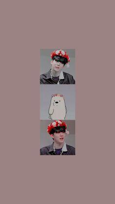 Soft Wallpaper, Jimin Wallpaper, Bear Wallpaper, Tumblr Wallpaper, Walpaper Iphone, Iphone Wallpaper, Kpop Tumblr, Pop Photos, Jung Yunho