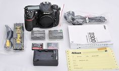 #Nikon d300 dslr #camera ( body and #accessories ),  View more on the LINK: http://www.zeppy.io/product/gb/2/201515583153/