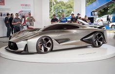 Nissan 2020 Vision Gran Turismo Concept