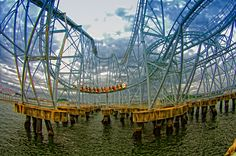 Yokohama Rollercoaster