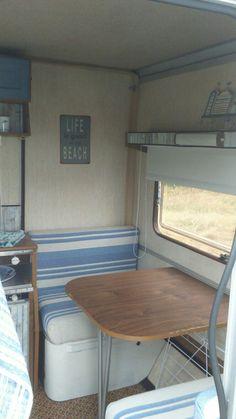 esterel folding caravan interior esterel folding caravans pinterest caravan interiors. Black Bedroom Furniture Sets. Home Design Ideas