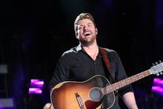 Chris Young is fired up as he wraps a hugely successful week during CMA Music Festival. The festivities started with a bang as he arrived on the CMT Award
