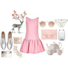 """""""A Girl Can Dream"""" by deysarah on Polyvore"""
