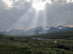 A picture I took on my most recent hike. Camping Outdoors, Backpacking, Sweden, Hiking, Adventure, Mountains, Nature, Pictures, Photography
