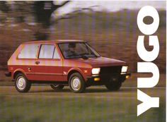 These days Yugo is over three dozen years old, titled by some as theworlds worst car ever built, the one and only. Coming from the Yugoslav state as its first car brand, it was built on thin frames with just as much instability and design errors.