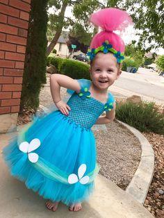 Princess Poppy Dress -princess poppy tutu dress -princess poppy costume -trolls costume -trolls tutu dress halloween costume trolls birthday by traceoflace on Etsy https://www.etsy.com/listing/537328082/princess-poppy-dress-princess-poppy-tutu