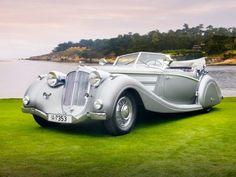 1937 Horch 853 Voll & Ruhrbeck Sport Cabriolet