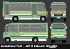 Humor, Buses, Chile, Paper Toys, Paper Engineering, Model, Santiago, Old Advertisements, Boats