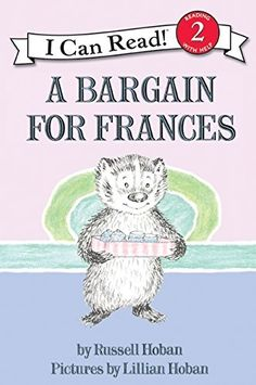 A Bargain for Frances (I Can Read Book 2) by Russell Hoban http://smile.amazon.com/dp/006444001X/ref=cm_sw_r_pi_dp_9OB9vb161RHGD