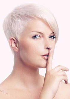 20 Funky Hairstyles for Short Hair,  There are so many styles and experiments you can do with short hair., Short Haircut