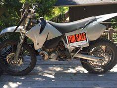 #159720026 Oncedriven 2000 KTM 380 EXC -  Fairfax, CA