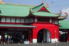 Enoshima (Japan) train station