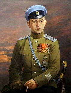 Podesaul Nikolay Turoverov.