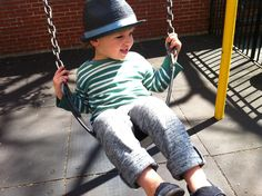 He's decked out head to ankle in Clementine--everything but the shoes came from our store! Kids Wear, Maternity, Deck, Ankle, Store, How To Wear, Clothes, Fashion, Outfit