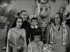 t The Munsters (1964-1966)